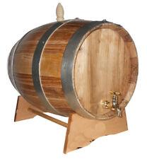 10 LTonnelet Artisanat Fût Tonneau tonneaux Bois litres Fûts de vin