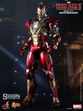 Sideshow Hot Toys 2014 Iron Man 3 Mark XVII 17 Heartbreaker Sixth Scale Figure