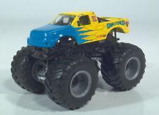 Hot Wheels Shattered Monster Jam Truck Scale Model Ford Pickup