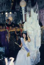OLD PHOTO MISS WORLD BEAUTY CONTEST winner Astrid Carolina Herrera 1984 1