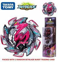Takara Tomy Beyblade Burst Turbo B-113 Hell Salamander 12 Operate (Dual Mode) US