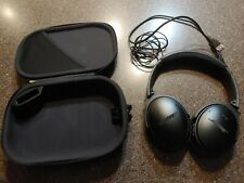Bose QuietComfort 35 Over the Ear Wireless Headphones - Black