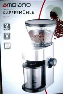 """Elektrische Kaffeemühle 150 W """"AMBIANO"""" +neu und ovp++"""