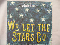 PREFAB SPROUT WE LET THE STARS GO uk demo / promo kitchenware sk48