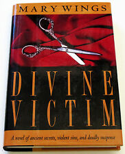 Divine Victim by Mary Wings SIGNED