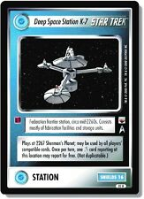 Star Trek CCG TwT Trouble with Tribbles Deep Space Station K-7 22R x2