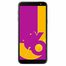 Samsung Galaxy J6 - 32GB - Black Smartphone