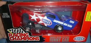 RACING CHAMPIONS 1996 PONTIAC FIREBIRD FUNNY CAR 1/24 NHRA CHAMPIONSHIP