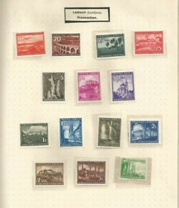 LAIBACH STAMPS