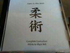 Jiu Jitsu Ju Jitsu Instructional Series Grappling DVD White to Black Set NEW Set