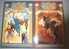 JLA JUSTICE LEAGUE OF AMERICA 1 2 AGE OF WONDER SET COMICS SUPERMAN ELSEWORLDS