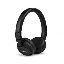 Veho Z-4 On-Ear Wired Headphones   Folding Design   Microphone   Earphones
