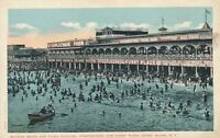 BROOKLYN NY–Coney Island Steeplechase Funny Place Bathing Beach, Picnic Pavilion
