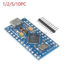 1/2/5/10pcs Leonardo Pro Micro ATmega32U4 16MHz 5V Pro Mini ATmega328 Arduino