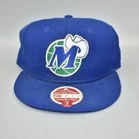 Dallas Mavericks New Era 59FIFTY NBA Hardwood Classics Fitted Cap Hat - Size: 7
