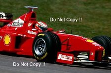 Eddie Irvine Ferrari F300 F1 Season 1998 Photograph 1