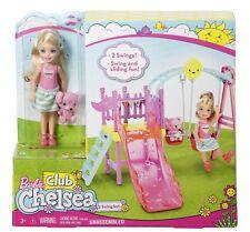 Barbie DWJ46 Club Chelsea Swingset