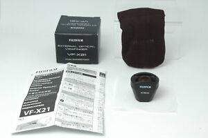 [UNUSED] FUJIFILM VF-X21 External Optical View finder for X70 from JAPAN F24