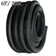 65' Split loom tubing wire Tubing(Wire Loom Harness 5mm)Conduit Hose Car Audio