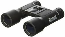 NEW Bushnell Powerview 12x25 Compact Folding Roof Prism Binocular Black