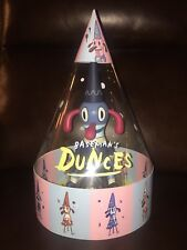 "GARY BASEMAN DUNCES GOODY2SHOES 12"" VINYL ART FIGURE RARE! Dunny"