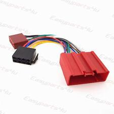 MAZDA 2 3 5 6 323 626 MX-5 RX-8 Xedos Demio MPV Premacy ISO lead Radio adapter