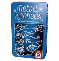 METALL-KNOBELEI - Schmidt Spiele 51206 - NEU