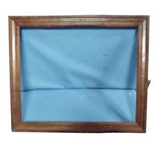 Ancien Cadre Vintage Bois old frame France XIX ème rectangulaire 42,5 cm x 50 cm