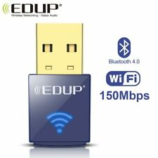 EDUP 150Mbps USB Wifi Bluetooth Adapter Wireless Mini WiFi External Receiver
