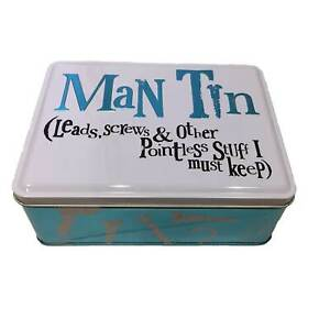 The Man Tin from Bright Side - a great 10th anniversary gift idea for men