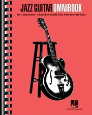 Jazz Guitar Omnibook Artist Solos Transcribed for All C Instruments 000274203