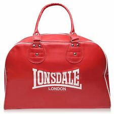 Lonsdale Cruise Duffle Bag Womens Duffel Holdall Carryall Gym Bag Skin girl Oi