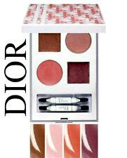 100% Auténtico Dior Couture firma de viaje Exclusivo Raro Labios Lápiz Labial Paleta