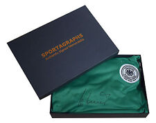 Uli Hoeness SIGNED Autograph Official Germany Shirt Tags New AFTAL COA Gift Box