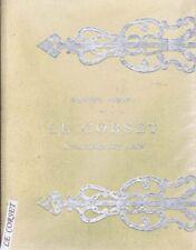 Le corset. A travers les ages. Ernest Leoty. 1893.
