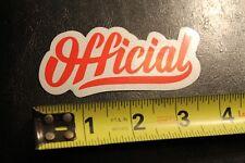 Official Brand California Los Angeles Skateboards Ls Sk8 Skateboarding Sticker