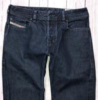 Mens DIESEL Zatiny Jeans W28 L30 Blue Bootcut Wash 0088Z