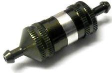 51751t 1/10 1/8 scala RC modello in lega di alluminio Olio Nitro Carburante Filtro TITANIUM