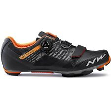 Northwave Razer MTB Bike Black/Orange Size 43 US 10.5