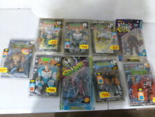 9 Assorted Spawn Action Figures with Overtkill, Violator