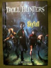 Troll Hunters: Skyfall Book 1 by Michael Dahl (2012, Hardcover)