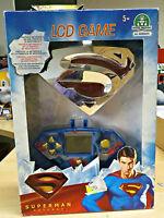 Superman Returns Lcd Game Vintage Sealed NEW included BELT CLIP