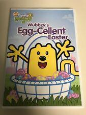 Wow Wow Wubbzy: Wubbzys Egg-Cellent Easter (DVD, 2011)