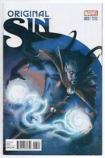 ORIGINAL SIN #3 | Gabriele Dell'Otto 1:50 Dr Strange Variant | 2014 | NM