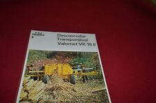 Valmet VK-16 E Tractor Dealer's Brochure DCPA2
