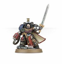 DEATHWATCH TERMINATOR CAPTAIN IN ARMOUR SPACE WOLVES -  - GAMES WORKSHOP -