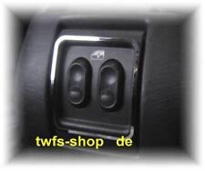D Chrysler PT Cruiser Chrom Rahmen für Schalter Fensterheber Edelstahl poliert