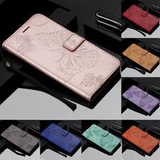 For LG V40 V30 Plus G7 G8X ThinQ k51 K40 Magnetic Leather Wallet Flip Case Cover