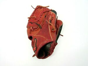 MIZUNO SPECIAL EDITION BASEBALL GLOVES RED 11.75 IN GMVP 1177PSE2 RIGHT THROW