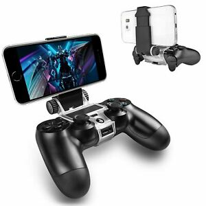PS4 Controller Phone Mount Clamp Holder PS4 Mobile Smart Clip PS4 Remote Play